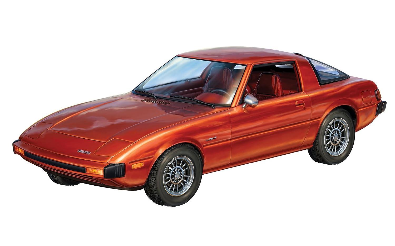 Amazon.com: Revell Mazda RX-7 2\'n1 Plastic Model Kit: Toys & Games