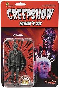 "Monstarz Creepshow Father's Day 3.75"" Scale Retro Action Figure"