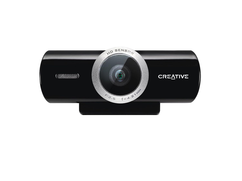Amazon.com: Creative Live Cam Socialize HD 720P Webcam: Electronics