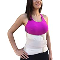 Faja Sacrolumbar de Lujo unisex, ayuda para problemas de ciática, esguinces, hernias discales, dolor de cintura, dolores…