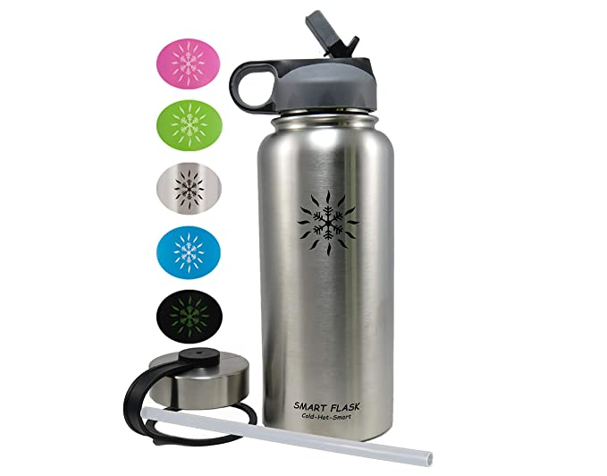 Review Smart Flask, 32oz Stainless