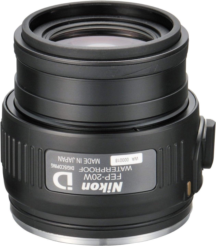 Nikon - Ocular para telescopio Fieldscope (16x/20x, tamaño Grande ...