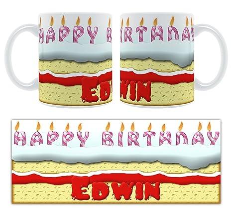 De cumpleaños Edwin - moldes para servir tarta ...