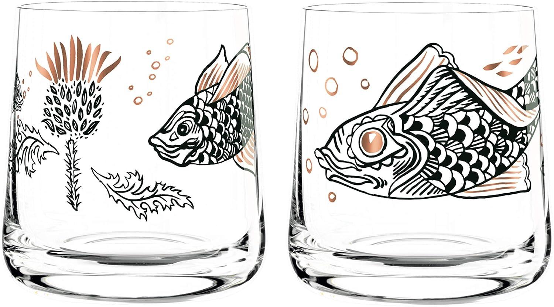 Ritzenhoff NEXT WHISKY Whiskyglas Drache by Olaf Hajek 2020