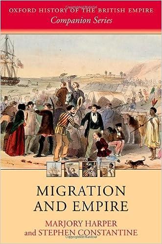 Book Migration and Empire (Oxford History of the British Empire Companion Series)