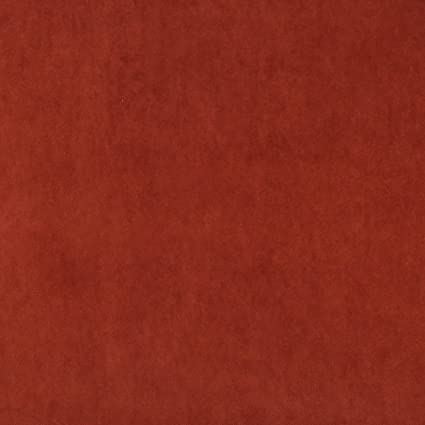 Amazon Com A0000l Rust Red Authentic Cotton Velvet Upholstery