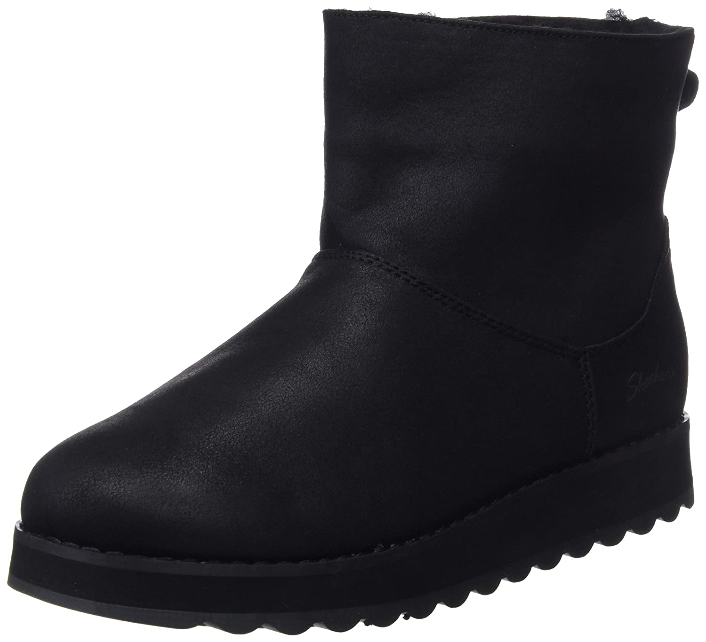 c97e1da8024 Skechers Women's Keepsakes 2.0-Short Boot with Microfiber Upper Fashion