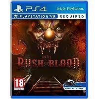 Sony Until Dawn Rush of Blood VR [PlayStation 4 ]