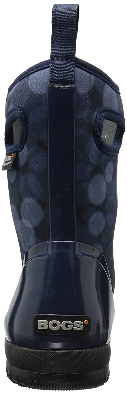 Bogs Women's Sidney Cravat Snow Boot B01N7AR7KU 8 B(M) US|Dot Print/Dark Blue