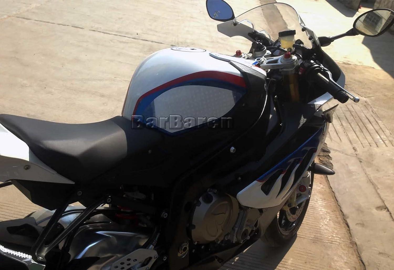 Motorrad Seiten Tankpad f/ür BMW S1000RR//S 1000R 10-16