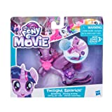 My Little Pony: Der Film – Twilight Sparkle – 8 cm Seepony Figur