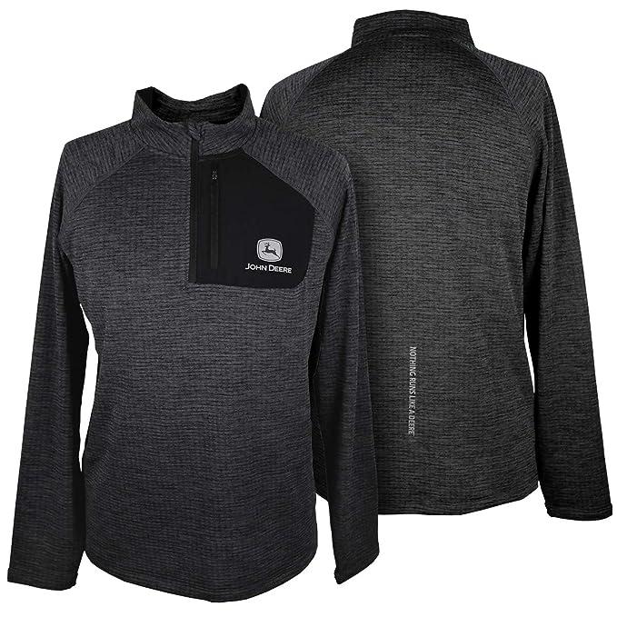 John Deere Uni Ppcrn Spce Dye Poly Jacket: Amazon.es: Ropa y ...