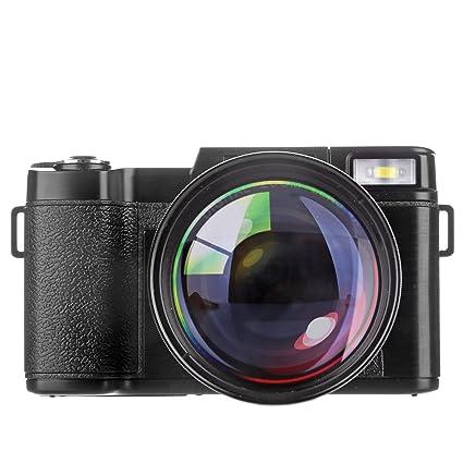 PYRUS Cámara Digital HD 22 MP de 3,0 Pulgadas con Zoom Digital y visión