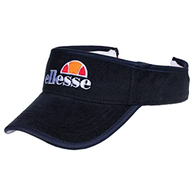 d035a69d ellesse Nari Towel Visor Mens Retro Fashion Cap Hat, Navy Blue: Amazon.co.uk:  Clothing