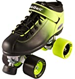 New! Riedell Dart 2 Tone Ombre Quad Roller Speed Skate Youth & Adult Sizes!