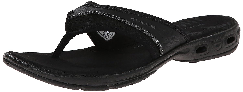Columbia Women's Kambi Vent Sandal B00KWK571A 12 B(M) US|Black, Shale