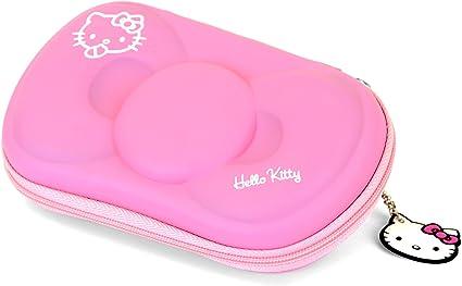 Antigrav Media Hello Kitty - Estuche de goma EVA para Nintendo 3DS/Dsi/DS Lite: Amazon.es: Videojuegos
