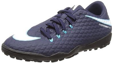 2f5e13801478 Nike Hypervenomx Phelon III Tf Mens Football Boots 852562 Soccer Cleats (UK  7.5 US 8.5