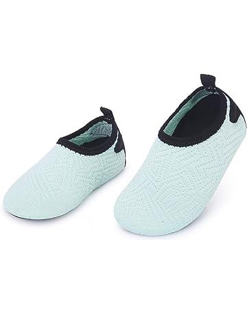 4126fd835e7a L-RUN Baby Water Shoes Barefoot Skin Aqua Sock Swim Shoes for Beach Swim  Pool