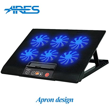 Ares N Serie Cojín de refrigeración para notebooks Bandeja de la estera