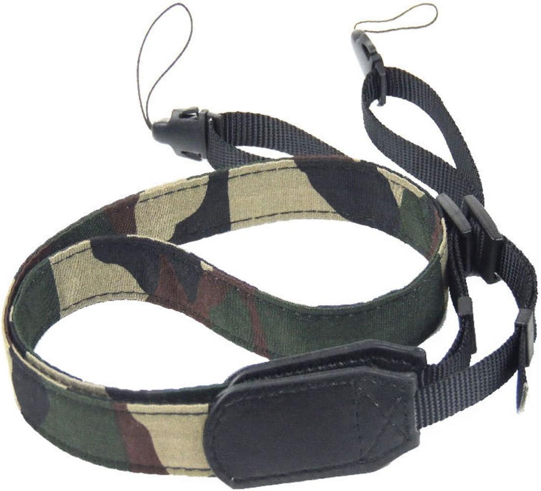 Mavota Python Pattern Camera Neck Strap Shoulder Strap Camera Belt for DSLR Digital Cameras Stripe