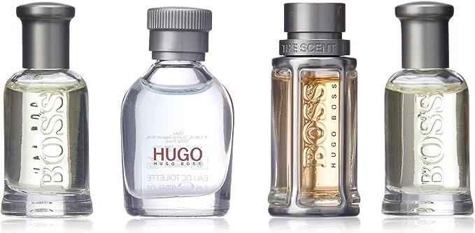 Hugo Boss Miniaturas Hugo Boss 4 Ud 100 ml: Amazon.es: Belleza