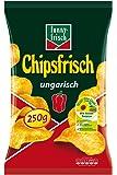 funny-frisch Chipsfrisch ungarisch, 5er Pack (5x 250 g)