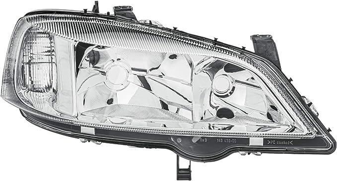 Hella 1eg 007 640 321 Right Halogen Headlight Auto