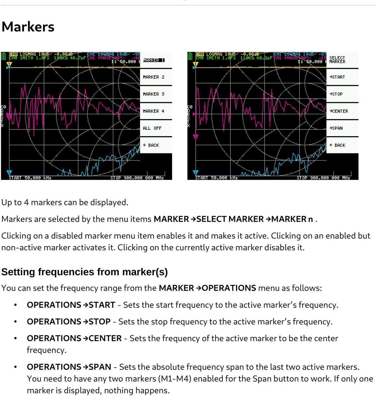 KKmoon 3G Vector Network Analyzer 50 kHz ~ 3 GHz 2,8-Zoll-LCD-Touchscreen-Display SAA-2 NanoVNA V2 Antennenanalysator Kurzwellen-HF-UKW-UHF mit Acrylgeh/äuse