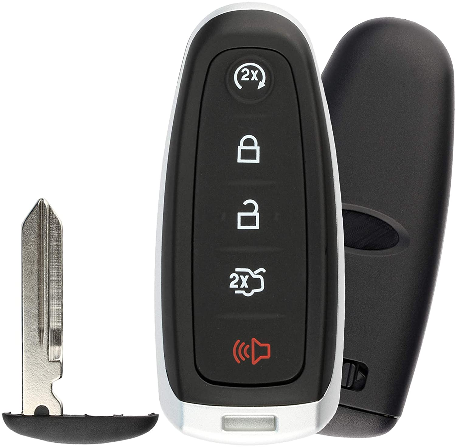 Amazon.com: KeylessOption - Llavero inteligente para Ford ...