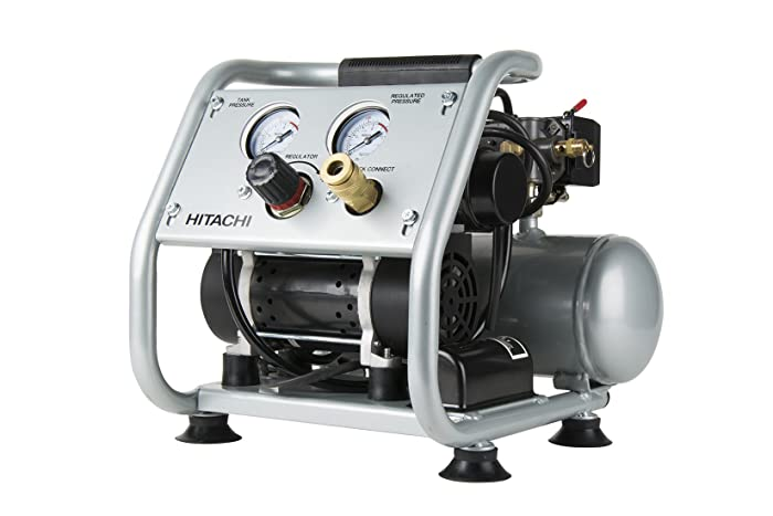 The Hitachi EC28M air compressor is greatly designed with unique features