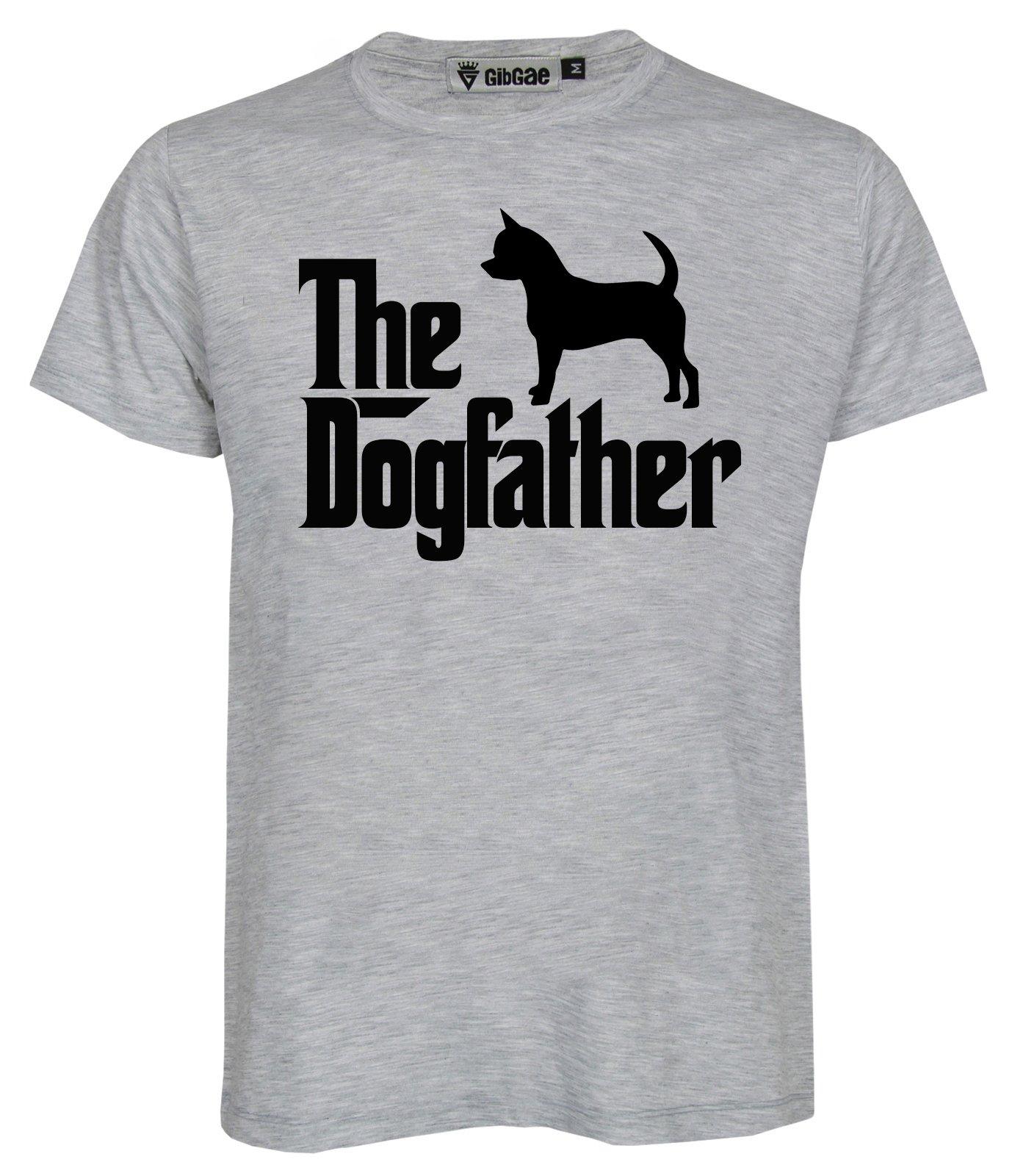 Topcloset The Dogfather Chihuahua 1571 Shirts