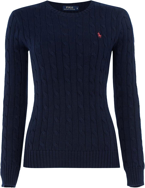 Jersey de punto Ralph Lauren para mujer, varios colores azul azul ...