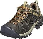 KEEN Men's Voyageur-M Hiking Shoe Alcatraz/Legion Blue
