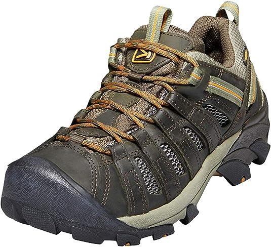 3. KEEN Men's Voyageur Hiking Shoe