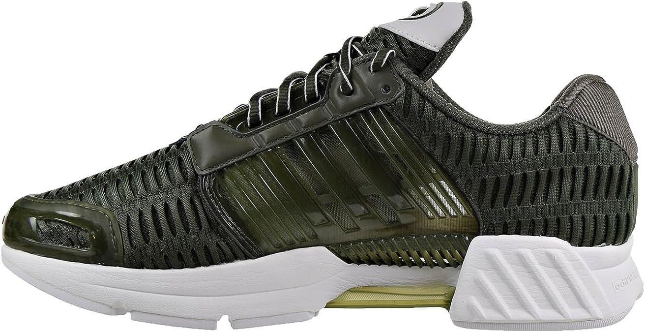 Amazon.com   adidas Clima Cool 1 Men's Shoes Green/White/Green ...
