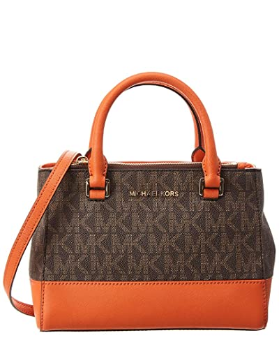 f9e55ab96c1ac Michael Kors Kellen Xs Leather Satchel  Handbags  Amazon.com
