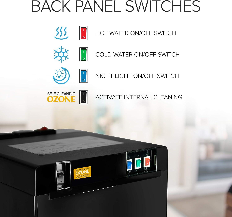 Brio CLBL520SC Water Cooler Dispenser