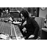 "Jack White Poster 13x19"" Black And White Print"