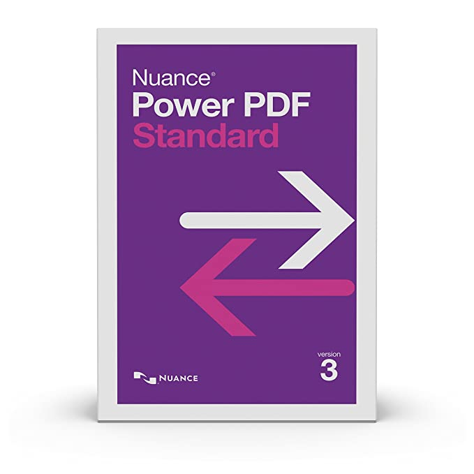 NUANCE PDF Converter Professional 6 Software - ewegut.me