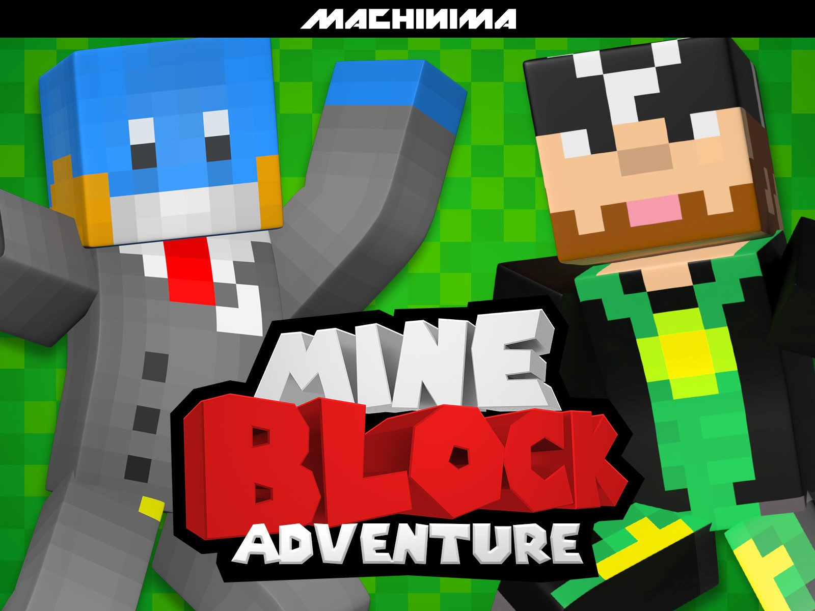 Amazoncom Watch Clip Mine Block Adventures Prime Video