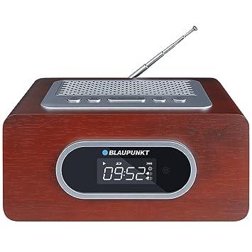 Blaupunkt pp6br Radio despertador MP3 USB microSD FM Radio ...