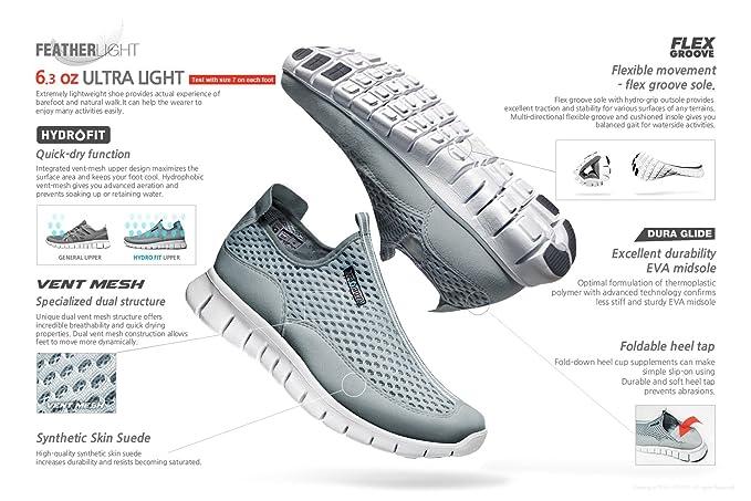 Tesla hombres de Ultra ligero Zapatillas de running L511/L512: Amazon.es: Zapatos y complementos