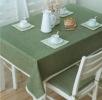 Table moderne Rectangulaire Nappe de linge de maison ( Couleur : 3 ...