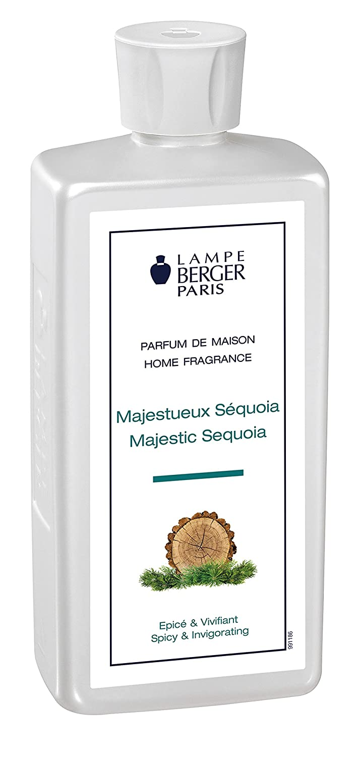 Amazon.com: Lampe Berger 415345 500ml-Majestic Sequoia Fragrance ...