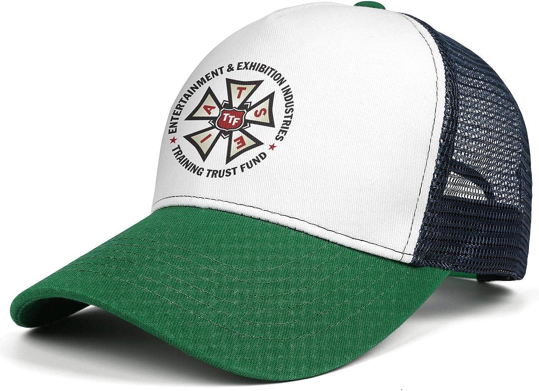 Unisex IATSE Posts Cowboy Hat Baseball Cap