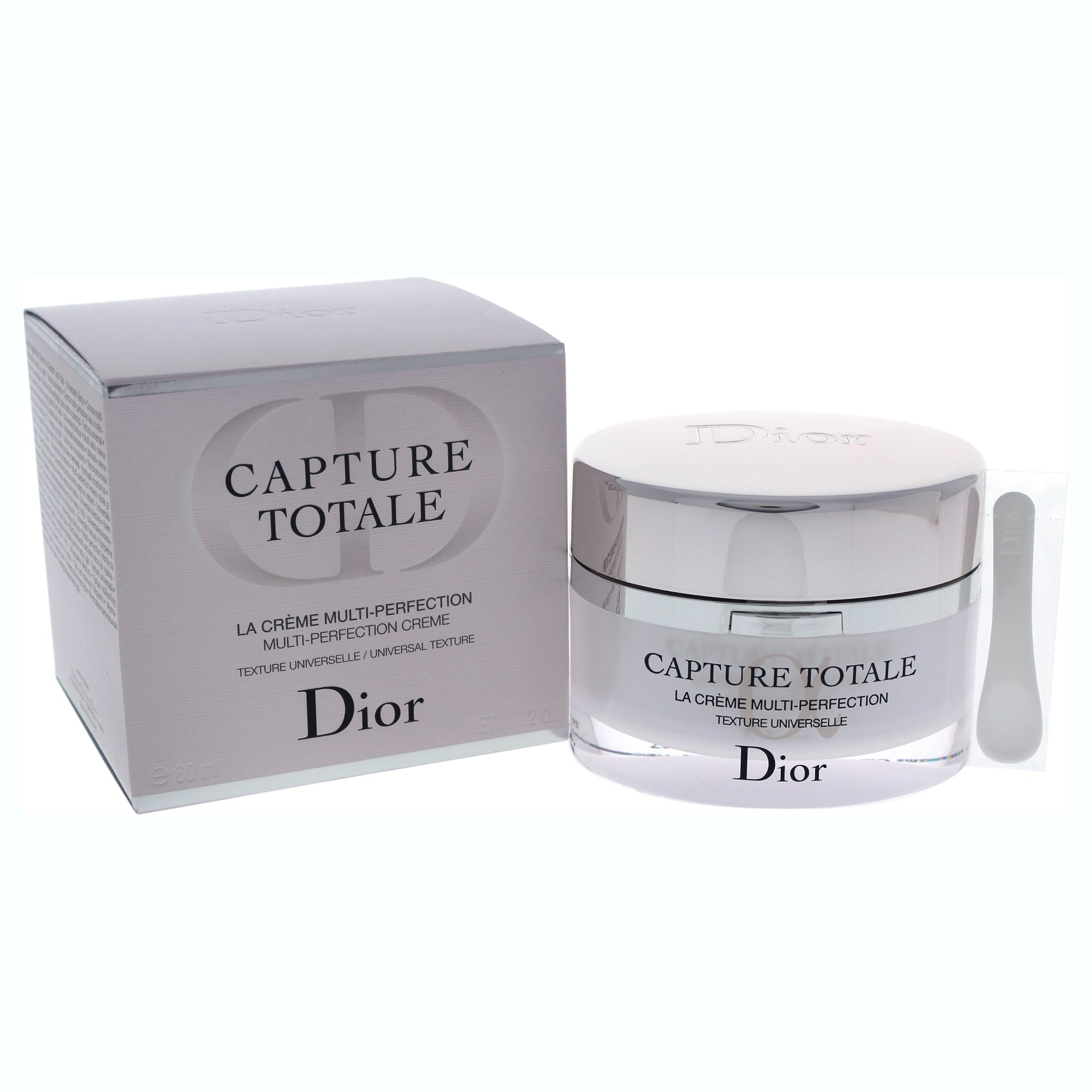 Christian Dior Capture Totale Multi Perfection Creme for Women, 2 Ounce