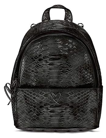 bb38681006 Image Unavailable. Image not available for. Color  Victoria s Secret Luxe  Python Mini City Backpack