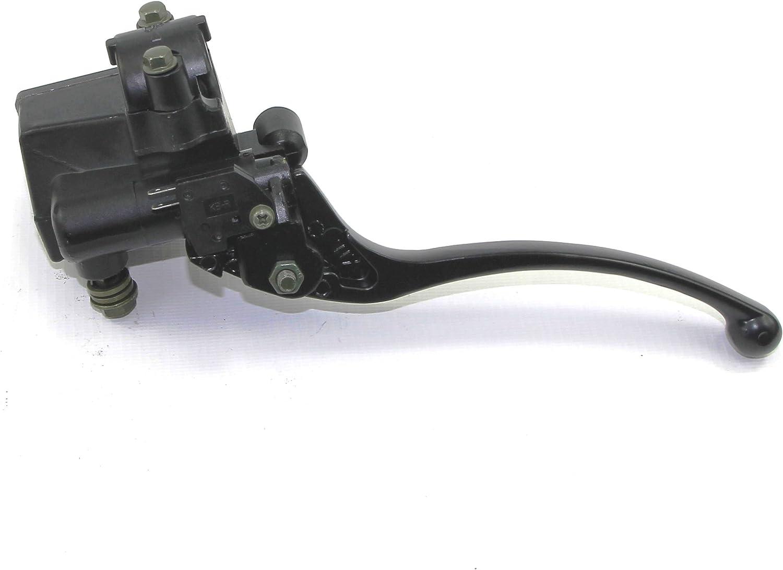 2FastMoto 16mm Gold Hydraulic Brake Master Cylinder Street Sport Bike Honda