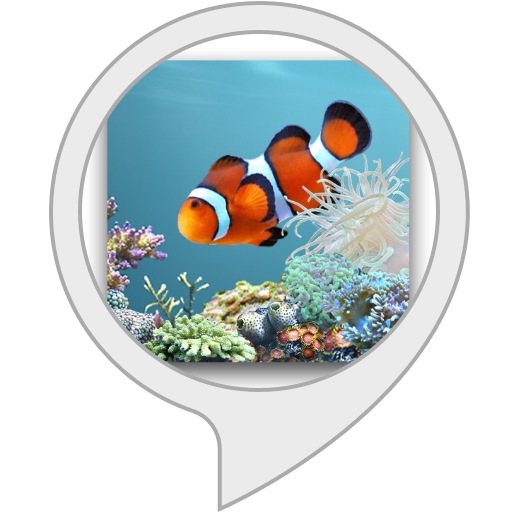 Fish Tank for Echo Show